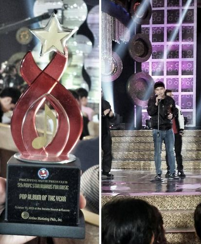 PMPC Star Awards 2013 Rox B Santos