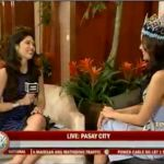Megan Young One on One Interview with Ginger Conejero