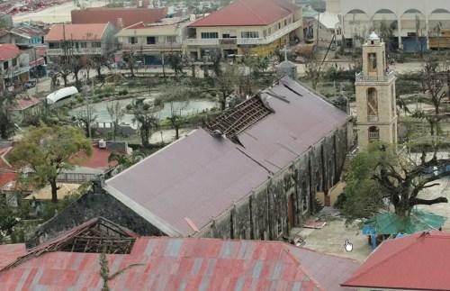 Bantayan plaza