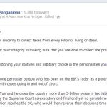 Ira Panganiban's Open Letter to Kim Henares on Facebook Went Viral