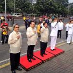 Erap Estrada Likens Self to Andres Bonifacio
