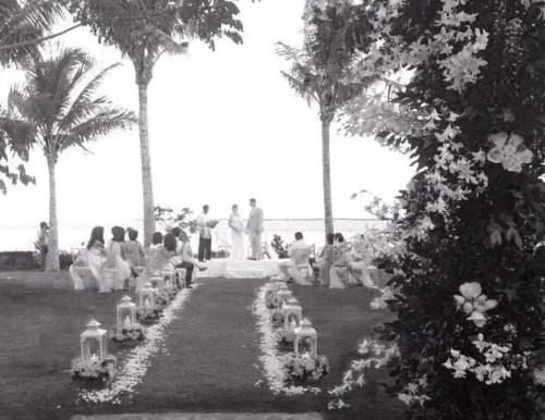 Lino Fille Wedding photos