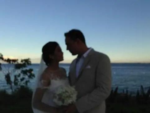 Lino Fille wedding