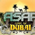 ASAP 19 Live in Dubai on January 24, 2014 Details