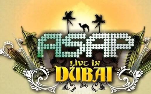 ASAP Live Dubai
