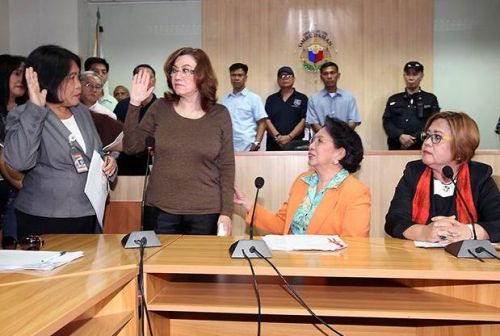 Ruby Tuason State witness