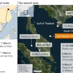 Malaysian Airlines Flight MH370: Known Facts & Figures