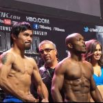 Pacquiao vs. Bradley 2 Weigh-In Results Video