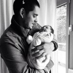 Richard Gutierrez & Sarah Lahbati Show Off Baby Zion (Photos)