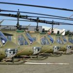 Philippine Air Force Receives First Batch of Refurbished Huey Helicopters