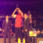 June Mar Fajardo: PBA Most Valuable Player for 2014