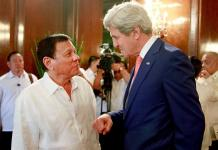 US Urged PH-China