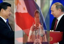 alliance with China and Russia
