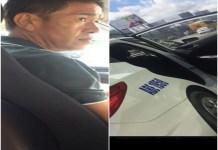 Abusive Taxi Driver