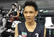 Oldest, Shortest PBA Draft Aspirant