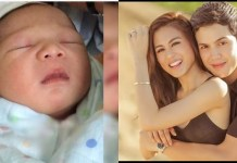 Celebrity couple,Toni And Paul Shared A Close-up Shot Of Their Baby Boy