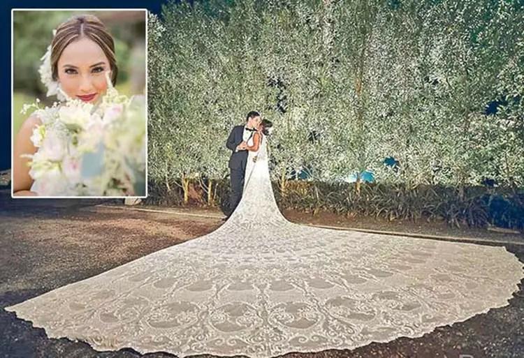 Belo on wedding