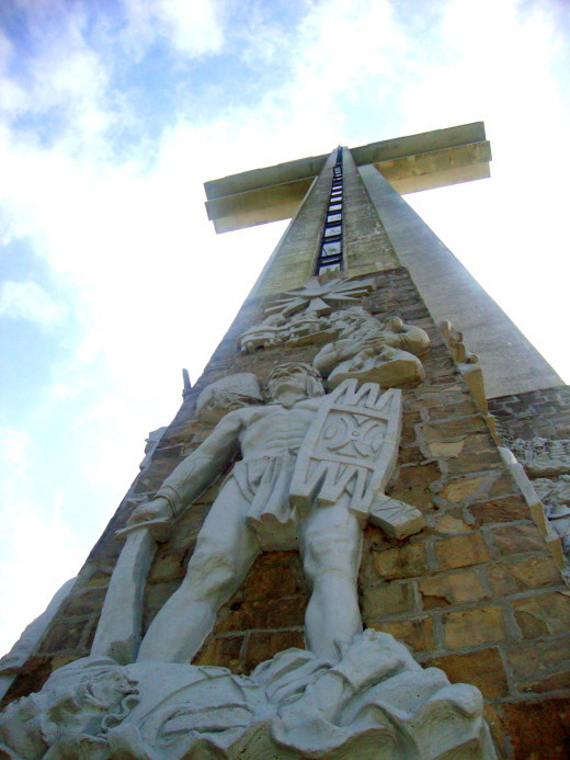 mt samat cross