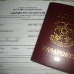 passport requirements dfa pampanga