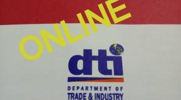 How to Get DTI Permit Certificate Online