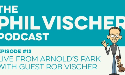 Episode 12: Live from Arnold's Park with Guest Rob Vischer!