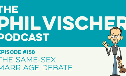 Episode 158: The Same-Sex Marriage Debate