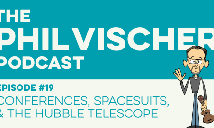 Episode 19: Conferences, Spacesuits and the Hubble Telescope!