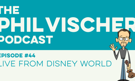 Episode 44: Live from Disney World