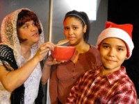 Feliz Navidad! UN VIAJE: A CHRISTMAS JOURNEY at Kensington's Walking Fish Theatre