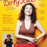 Jennifer Blaine Dirty Joke Fringe review
