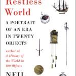 Shakespeare's Restless World cover