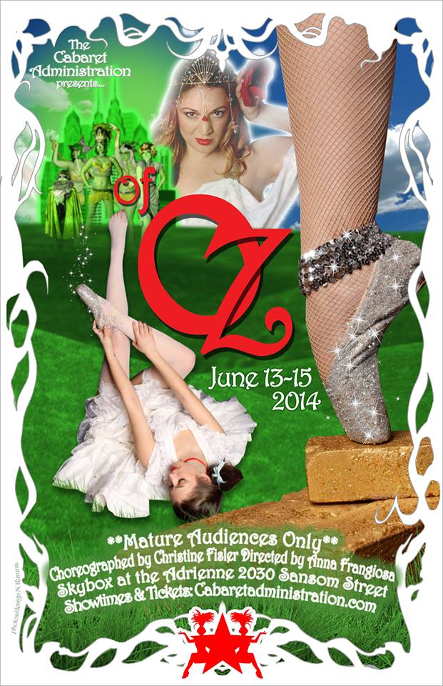 of-oz-cabaret-administration