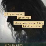 Promotional image for NIGHTMARES IN NEVERLAND, featuring Jenna Kuerzi (Photo credit: Brey Ann Barrett)