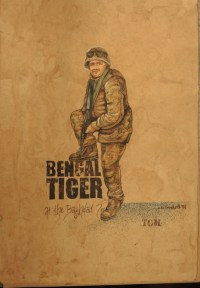 BENGAL TIGER AT THE BAGHDAD ZOO (Temple Theaters): Fringe Review 61.2