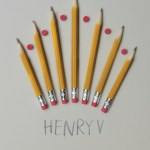 2. PST, Henry V poster, design by 20nine