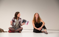 RAPTURE, BLISTER, BURN (Wilma): Feminism, access, and meaning on the stage