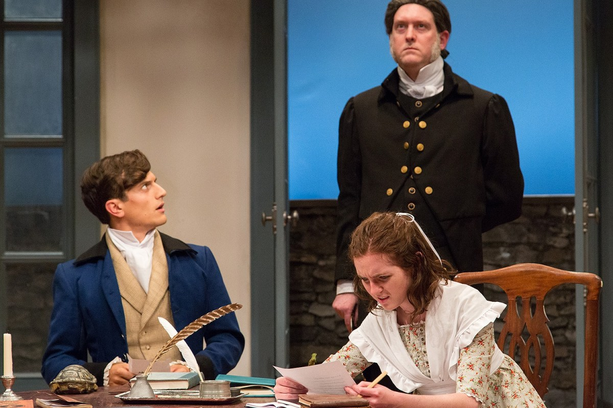 UT's 'Arcadia' examines math, mortality