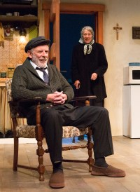 David Howey and Beth Dixon in PTC's OUTSIDE MULLINGAR (Photo credit: Mark Garvin)