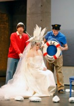 ARIADNE AUF NAXOS (Curtis Opera Theatre/Opera Philadelphia): Clowns and opera collide
