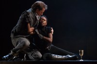 HAMLET (Wilma): Blanka Zizka's daring production amazes while keeping its distance