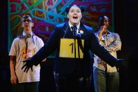 THE 25TH ANNUAL PUTNAM COUNTY SPELLING BEE (Bucks County Playhouse): Spelling good times