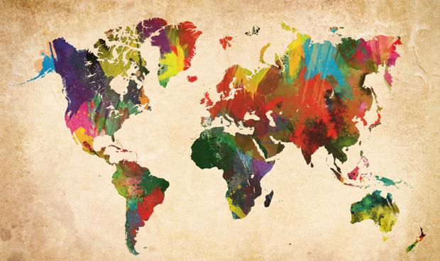 Painted world 2
