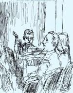 Fringe in Sketch 8: JUMP THE MOON (Philadelphia Opera Collective)
