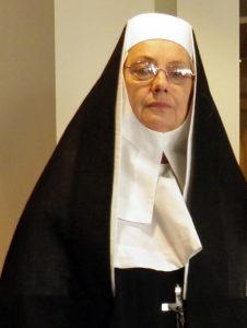 Rene Goodwin as Sister Katherine Drexel.