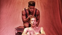UNDERGROUND RAILROAD GAME (Jennifer Kidwell & Scott Sheppard / Lightning Rod Special): 2015 Fringe review 21