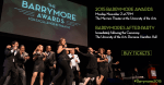 Phindie will be Live Tweeting the 2017 Barrymore Awards