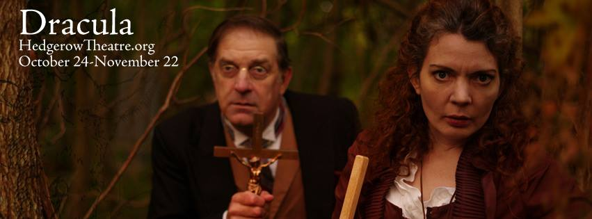John Lopes and Jennifer Summerfield in Dracula. Photo by Kyle Cassidy.