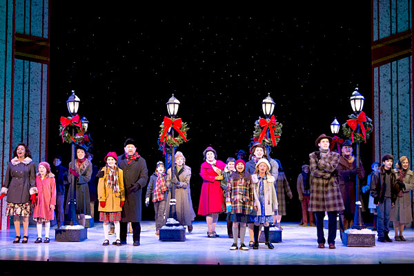 A CHRISTMAS STORY, THE MUSICAL (Walnut): Recollections of ...