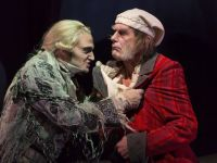 A CHRISTMAS CAROL (McCarter): One for past and present, but unfortunately not future
