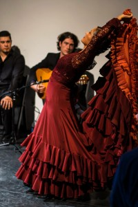 More Flamenco. More Wine. Tablao Philly returns with flamenco superstar Almudena Serrano